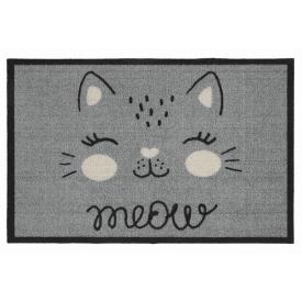 Md-entree Sauberlaufmatte Impression Meow 40x60cm