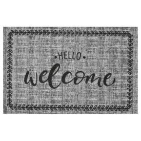 Md-entree Sauberlaufmatte Impression Hello Welcome 40x60cm