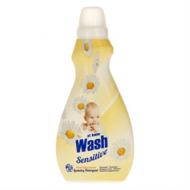 At Home Wash  Waschmittel 1ltr Sensitive 20sc