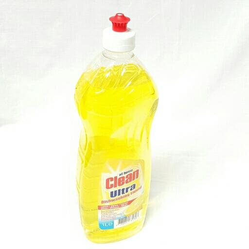 At Home Geschirrspülmittel Flüssig Lemon