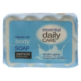 Sencebeauty Soap 4x60gr Natural Soft