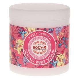 Body X Body Scrub Seasalt Assorti Sweet Fantasy/Pure Secret