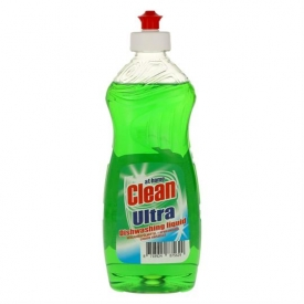 At Home Clean Ultra Dishwashing Liquid Classic