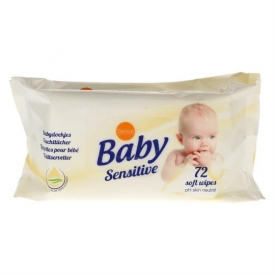 Sence Baby Wipes 72pcs Sensitive