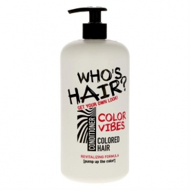 Who's Hair Conditioner 1000ml Color Vibes