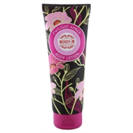 Body X Body Lotion 250ml Twilight Amber