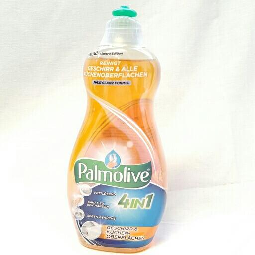 Palmolive Handspülmittel Maxi Glanz Formel 4in1 gegen Küchengerüche