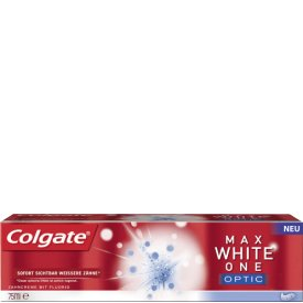 Colgate Zahncreme Optic White Sparkling