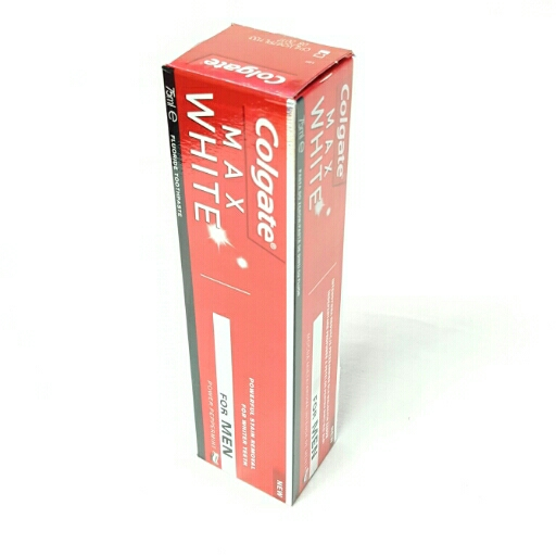 Colgate Zahncreme Max White Men Power Peppermint