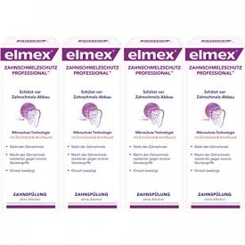 Elmex Zahnspülung  Zahnschmelzschutz Professional