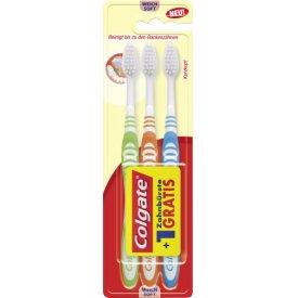 Colgate Zahnbürste Extra Clean weich