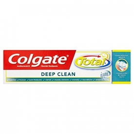 Colgate Zahnpasta Total Deep Clean
