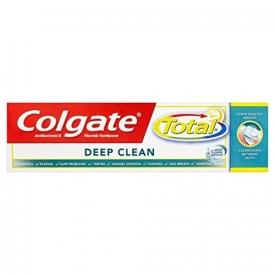Colgate Zahnpasta Total Deep Clean