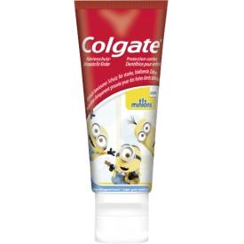 Colgate Zahnpasta Kariesschutz Kinder Minions
