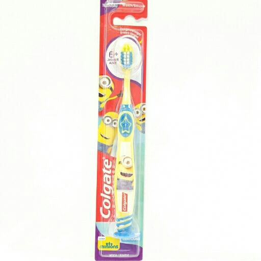 Colgate Kinderzahnbürste Minions 6+