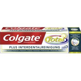 Colgate Total Plus Interdentalreinigung Zahnpasta
