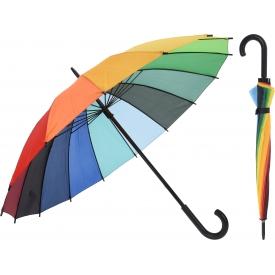 Regenschirm Regenbogen 80cm