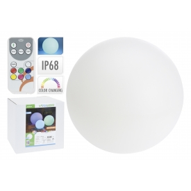 LED Lampe ø 25cm mit Farbwechsler