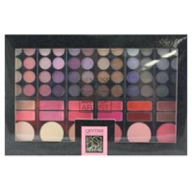 Qentissi Make-up Gift Eye Shadow Palette 66 colors