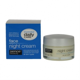 Sencebeauty Night Cream 50ml All Skin Q10