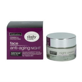 Sencebeauty Anti-Aging Night Cream 50ml Mature Skin