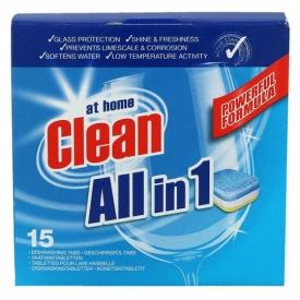 At Home Clean Geschirrspültabs All-In-1