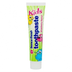 Sencefresh Toothpaste Kids 125ml Strawberry