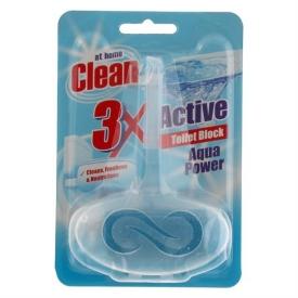 At Home Clean WC-Einhänger Aqua