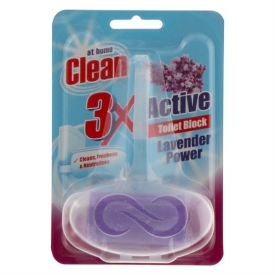 At Home Clean WC-Einhänger Lavender