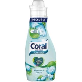Coral Weichspüler Wasserlilie & Limette 25 WL
