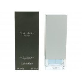 Calvin Klein Contradiction For Men Edt Spray