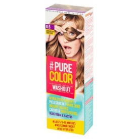 Schwarzkopf Pure Color Washout 8.5 Karamell Blond