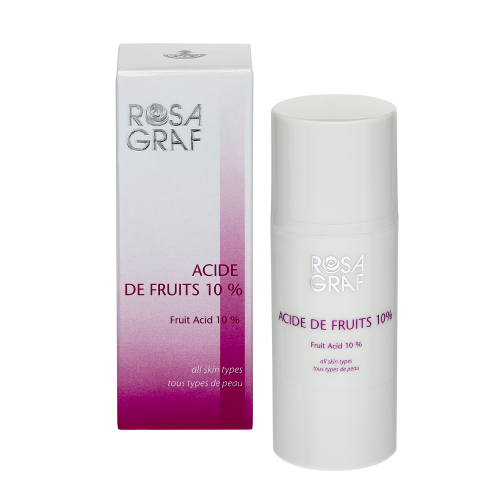 Rosa Graf  Acide de Fruit 10% (AL)