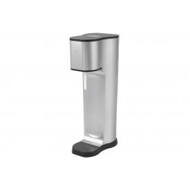 My Sodapop Wassersprudler Joy 2 Glaskaraffen silver