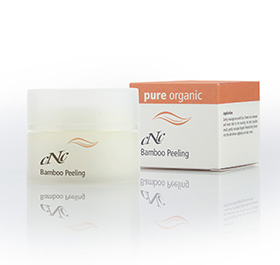 CNC Skincare pure organic Bamboo Peeling
