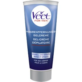 Veet Enthaarungscreme Gelcreme for Men