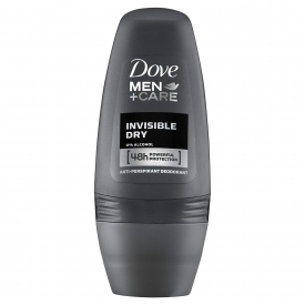 Dove Deo Roll-On  Men+Care Invisible Dry