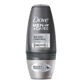 Dove Deo Roll-On Men Silver