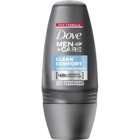 Dove Deo Roll-On Men Clean Comfort