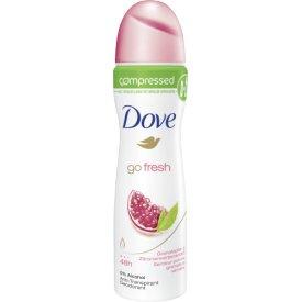 Dove Deo Spray go fresh Granatapfel & Zitrone Compressed