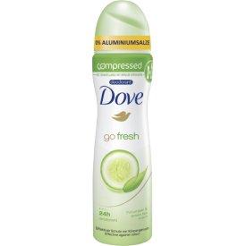 Dove Deo Spray Go Fresh Gurke & Grüner Tee Compressed