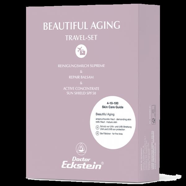Doctor Eckstein Travel-Set Beautiful Aging N2