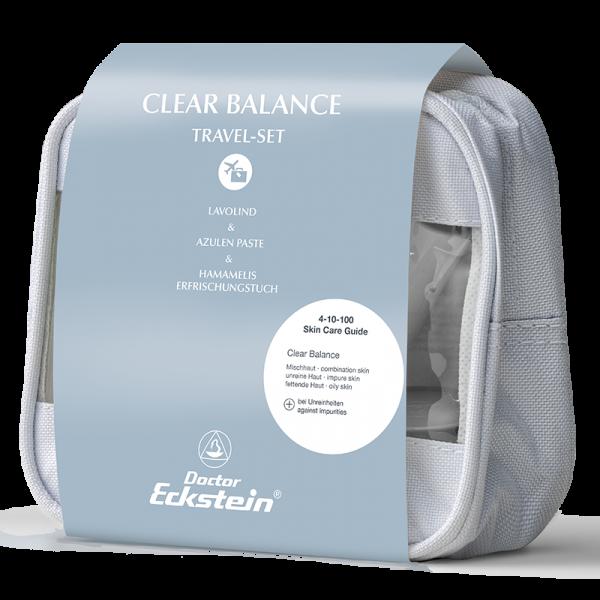 Doctor Eckstein Travel-Set Clear Balance