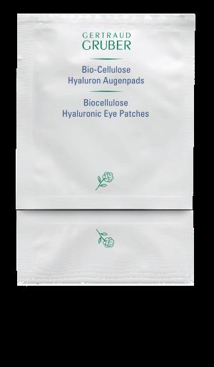 Gertraud Gruber Bio Cellulose Hyaluron Augenpads