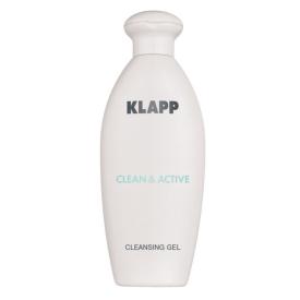 Klapp Kosmetik&nbspClean & Active  Cleansing Gel