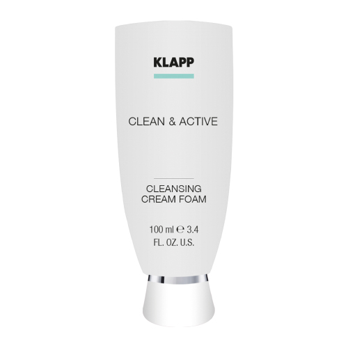 Klapp Kosmetik  Cleansing Cream Foam