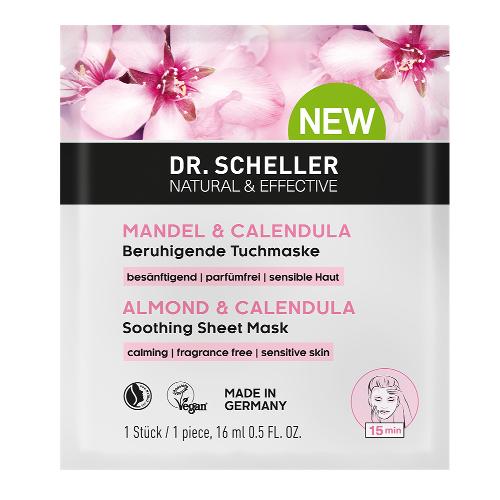 Dr Scheller&nbsp Beruhigende Tuchmaske