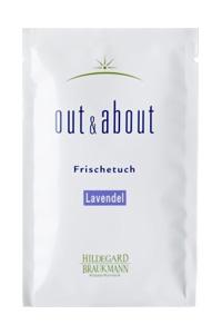 Hildegard Braukmann&nbspout & about Frische Tücher lavendel