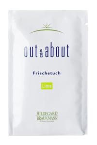 Hildegard Braukmann&nbspout & about Frische Tücher lime