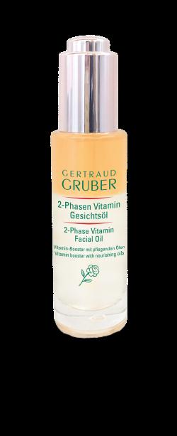 Gertraud Gruber 2 Phasen Vitamin Gesichtsöl
